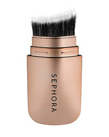 rose gold sephora hide sleek skinny cheek contour brush