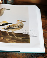 amanda william wedding tennessee audubon guest book