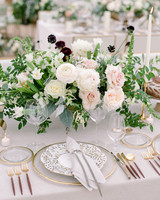 kelsey joc wedding santa barbara california placesetting