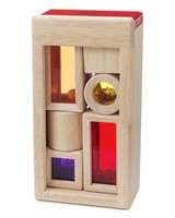 ring bearer gift guide uncommon goods rainbow sound blocks set
