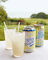 custom lemonade cans