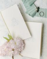 washington dc wedding vow books flowers
