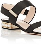 Nicholas Kirkwood Casati double-strap sandals