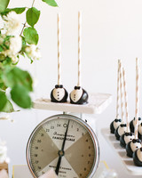 tory sean wedding lake placid new york tuxedo cake pops