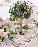 kelsey joc wedding santa barbara california table setting