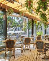 top city bridal shower venues fairmont miramar hotel bungalows fig