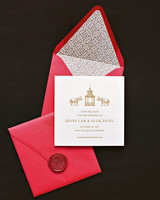 jenna alok wedding wine country california save the dates
