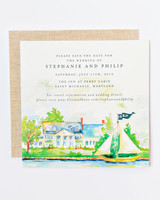 Waterside Print Save-the-Dates