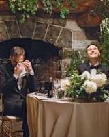 tory sean wedding lake placid new york reception toasts