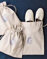 female favors dancing shoes