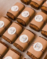 Pumpkin bread edible favors