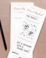 New Years Eve Mad Lib Guestbook