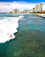 hawaii experience oahu surfing waikiki tourism
