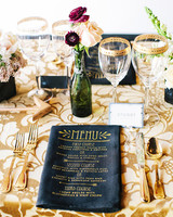 winter-bridal-shower-ideas-gold-and-black-screenprinted-menu-napkin-events-in-the-city-1215.jpg