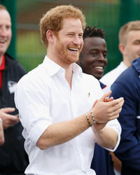 This Little Girl Who Proposed to Prince Harry Is All of Us