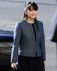 Princess Mako Has Officially Renounced Her Royal Title for Love