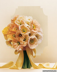 Wedding Bouquets in Different Shapes
