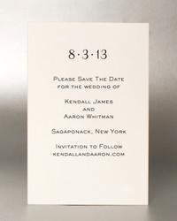 How to Word Your Save-the-Dates