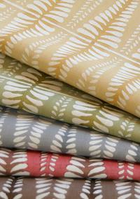 Wedding Trend Alert: Bold, Beautiful Block Print Fabrics