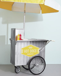 8 Wedding Snack Bar Ideas for Serving Food and Drinks to Your Guests