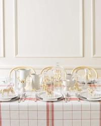 Stylish DIY Wedding Table Settings