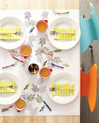 7 Cute Ideas for the Kids' Table
