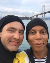 Surprise! RuPaul Married His Longtime Partner Georges LeBar
