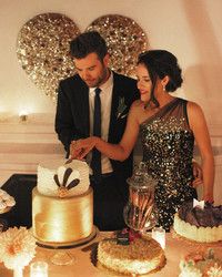 Amazing Cake-Cutting Dresses for Your Reception