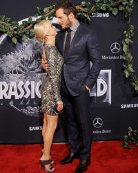 Chris Pratt Takes Celebrating Wife Anna Faris's Birthday to a Whole New Level