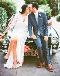 Martha Brides Who Wore Carolina Herrera Wedding Dresses