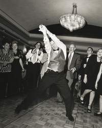 8 Dance Moves to Avoid at Your Wedding Reception