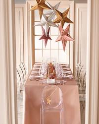 Sparkling Wedding Décor Ideas