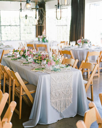 These Statement Linens Will Take Your Wedding Reception to the Next Level