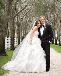 An All-White Traditional Destination Wedding in Florida