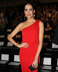 Exclusive: Louise Roe Dishes on Her Wedding Dress