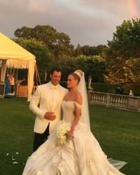 Peta Murgatroyd and Maksim Chmerkovskiy Are Married!