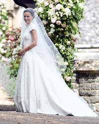 Everything You Need to Know About Pippa Middleton's Custom Wedding Tiara