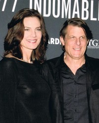 Terry Farrell Is Engaged to Adam Nimoy!