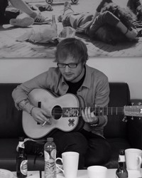 Ed Sheeran Sets the Record Straight on Engagement Rumors