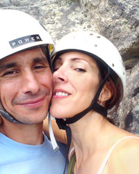 A Rock-Climbing Adventure Led to This Marriage Proposal—and a Film Series Starring a Fox and a Mouse