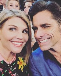 Lori Loughlin Has the Best Reaction to Fans Who Say She Should Have Married John Stamos