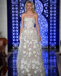Reem Acra Fall 2016 Wedding Dress Collection