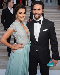 This Is How Eva Longoria Celebrated Her First Anniversary with Husband José Baston
