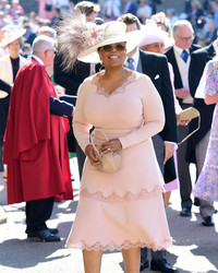 This Is What Oprah Really Thought of the Royal Wedding