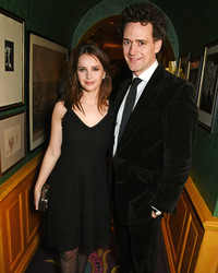 Surprise! Felicity Jones Is Married to Charles Guard