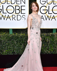Golden Globes 2017: The Best Red Carpet Dresses to Inspire Your Bridal Look