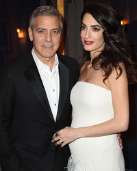 This Is How George and Amal Clooney Are Getting Ready for Parenthood
