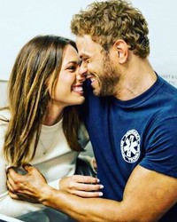 Rumor Has It Kellan Lutz and Brittany Gonzales Are Engaged!