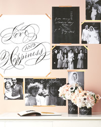 30 Creative Ways to Display Photos at Your Wedding