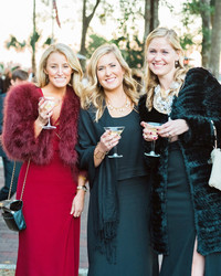 A Guide for Guests: What to Wear to an Outdoor Winter Wedding